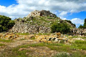 Les sites archéologiques de Minorque , Espagne
