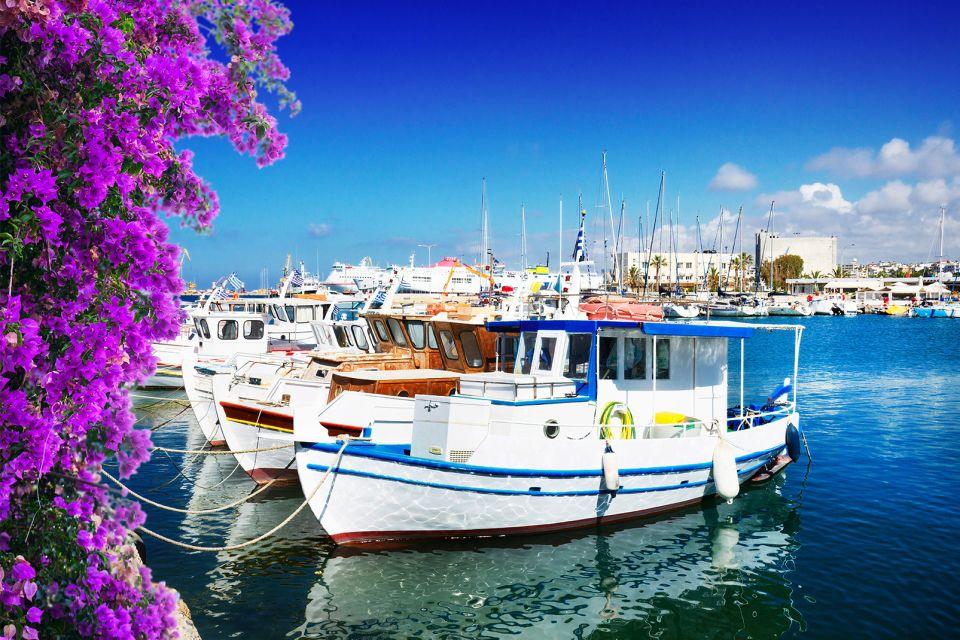 La Creta tradizionale, La costa meridionale, Le rive, Creta