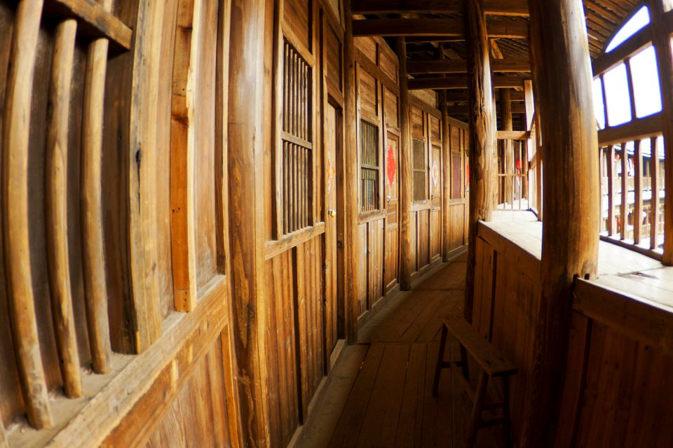 Le site des Tulou du Fujian , Chine