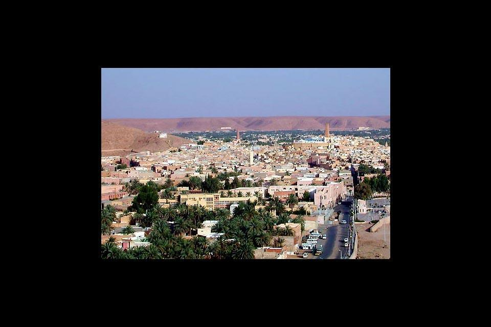 El M'Zab , Argelia