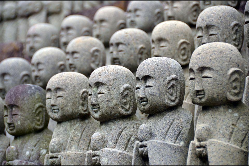 Le Grand Bouddha de Kamakura , Temple de Kotoku-in , Japon