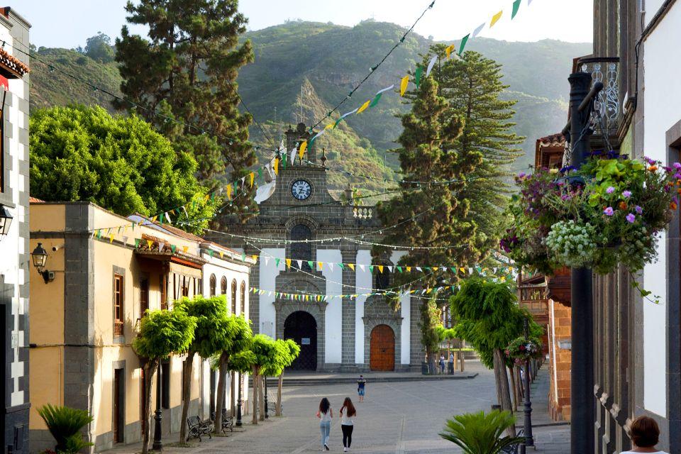 Grande Canarie , Le village de Teror , Espagne