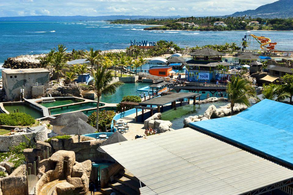 Les activités et les loisirs, Ocean World Puerto Plata République Dominicaine Caraïbes