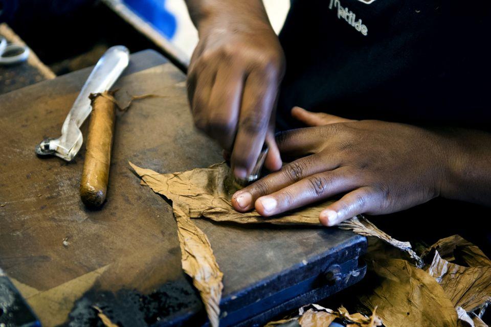 Les arts et la culture, Fabrique de cigares Matilde Cigare La Romana République Dominicaine Caraïbes
