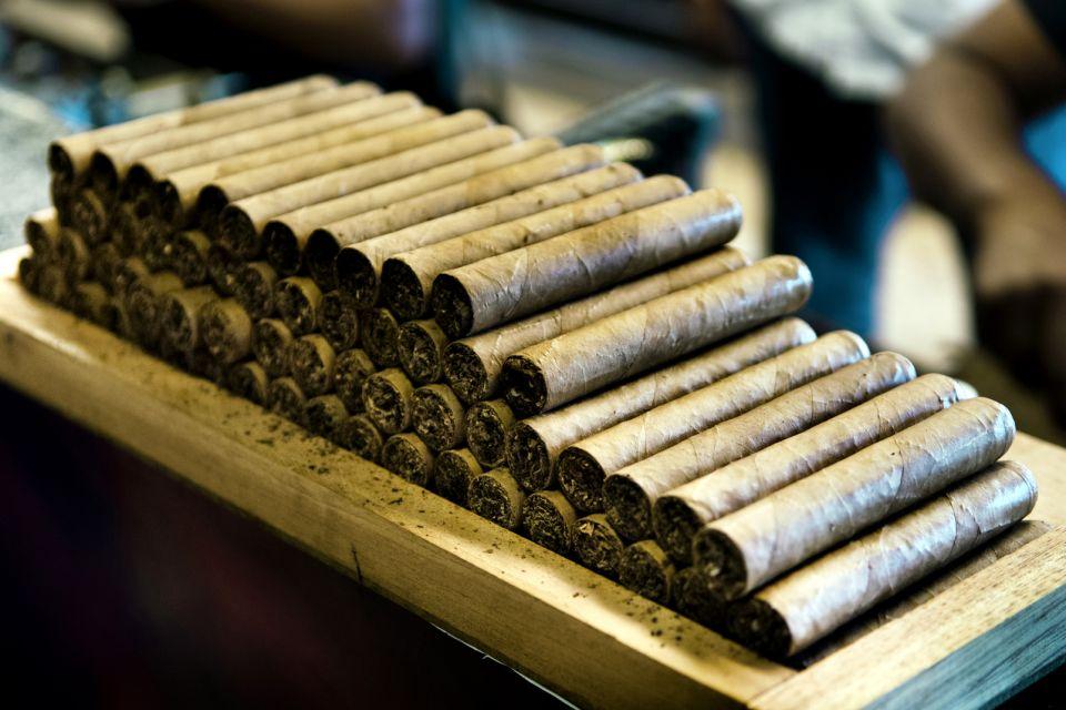 Les arts et la culture, Fabrique de cigares Matilde Cigares La Romana République Dominicaine Caraïbes