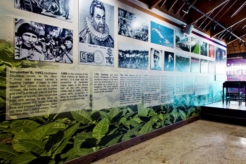 Les arts et la culture, Fabrique de cigares Matilde Cigare La Romana République Dominicaine Caraïbes musée