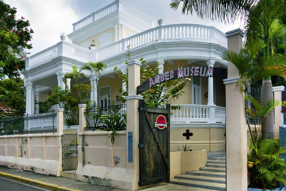 Les arts et la culture, Musée de l'Ambre musée ambre Puerto Plata République Dominicaine Caraïbes Amber museum