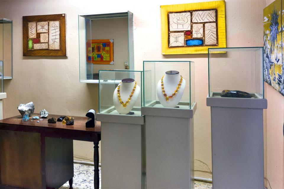 Les arts et la culture, Musée de l'Ambre musée ambre Puerto Plata République Dominicaine Caraïbes Amber museum bijou