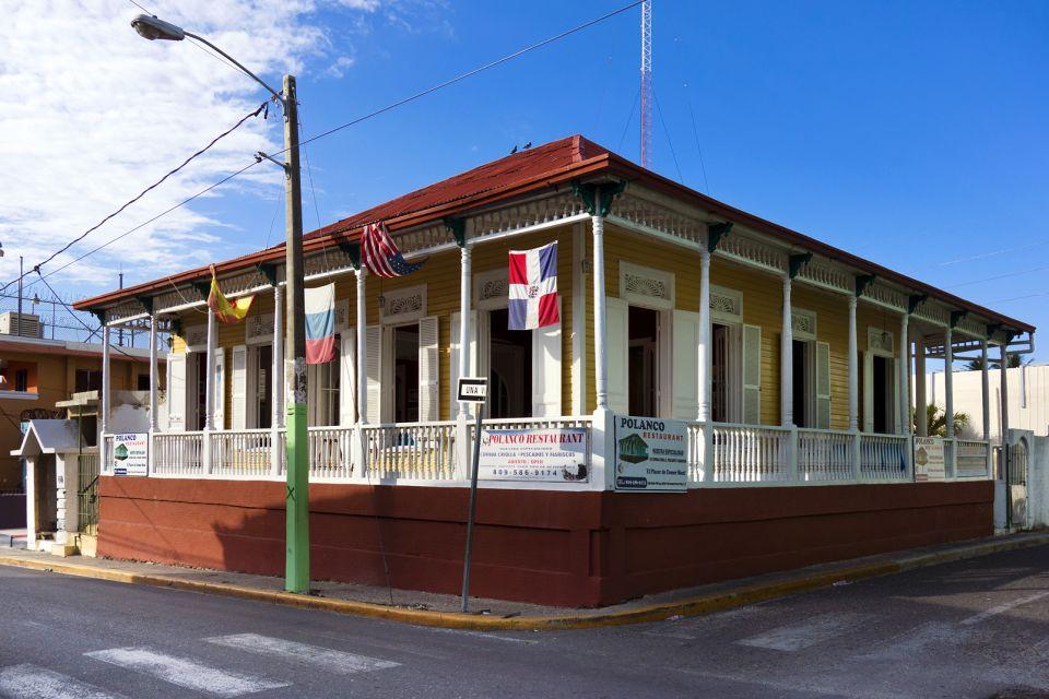 Les monuments et les balades, Vieille ville Puerto Plata République Dominicaine Caraïbes