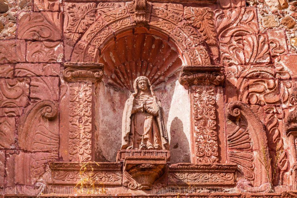 San Miguel de Allende, Mexique, Amérique, église, baroque, statue, religion,