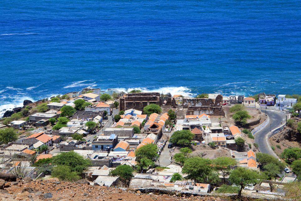Cidade Velha Ribeira Grande , Cap-Vert