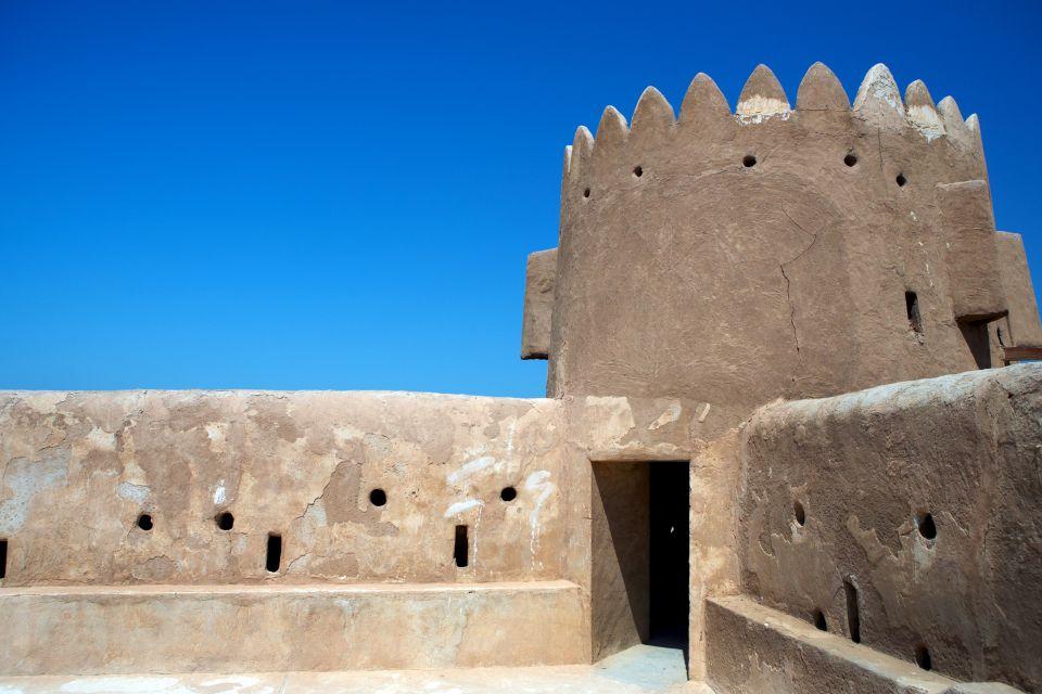 zubarah, al, zubarah, qatar, moyen-orient, ruine, vestige, fort, Al Zurabah