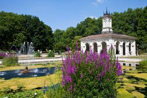 Les parcs naturels et jardins, Royaume-Uni Angleterre Londres jardin Kensington Hyde park parc