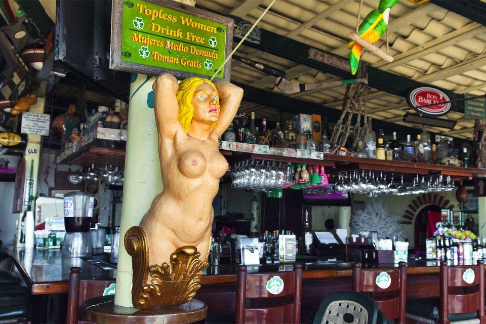 Les activités et les loisirs, Cabarete République Dominicaine Caraïbes bar