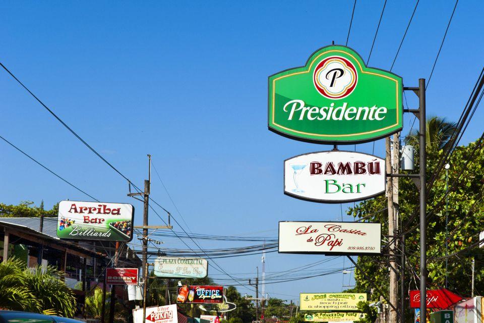 Les activités et les loisirs, Cabarete République Dominicaine Caraïbes panneaux