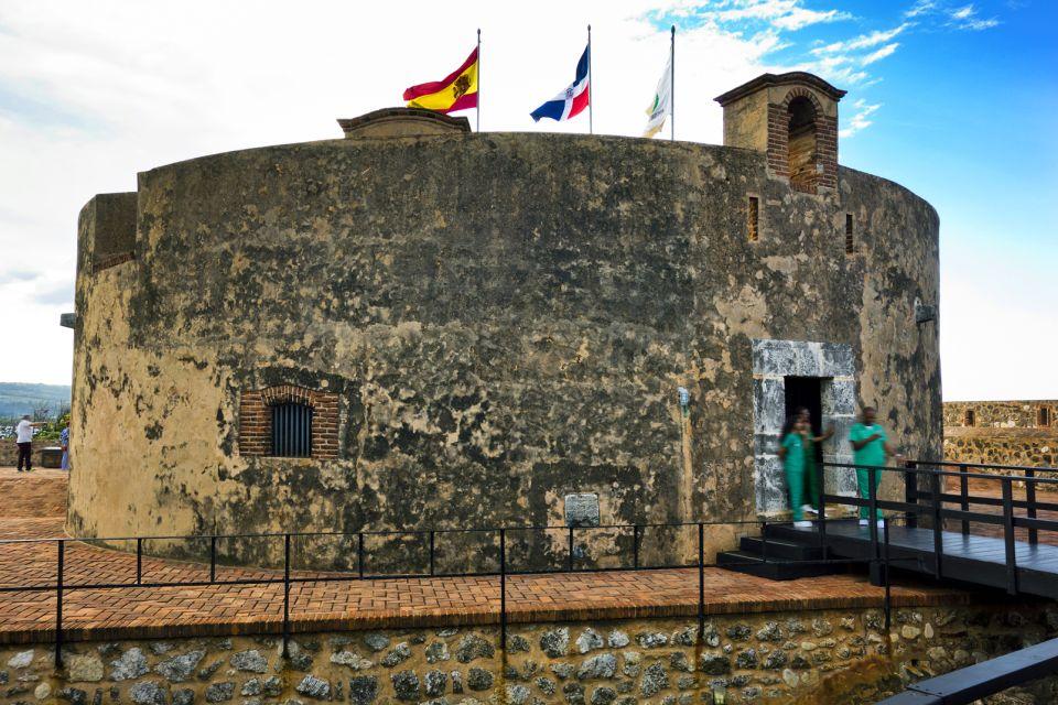 Les monuments et les balades, Citadelle Puerto Plata République Dominicaine Caraïbes