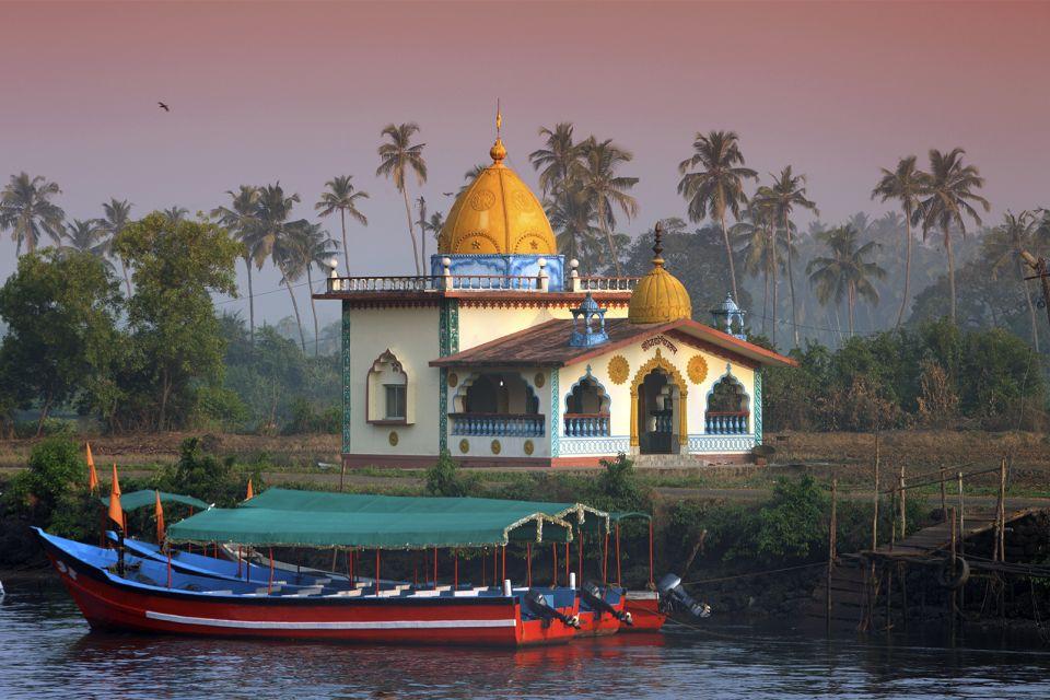 Les paysages, Goa Inde Temple Hindouisme Vacances