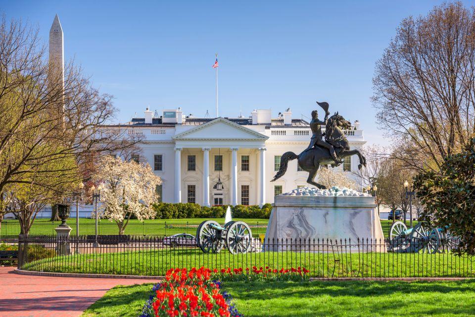 Les monuments, Washington DC White House maison blanche gouvernement président Etats-Unis USA