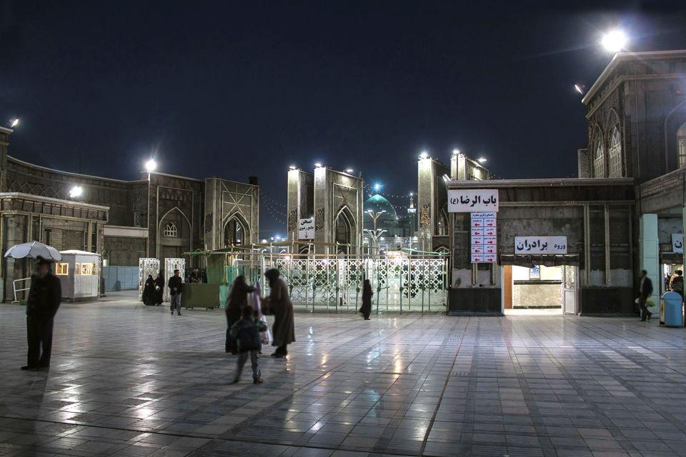 Les monuments, Emam Reza, mausolée, mosquée, Iran, Mashhad, religion, islam, musulman, moyen-orient, Ali ar-Rida.