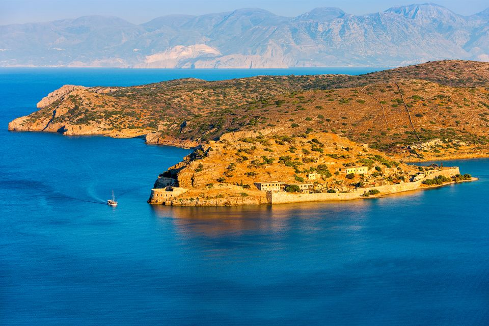The island of Spinalonga, The archaeological sites of the Lassithi plateau, Monuments, Crete