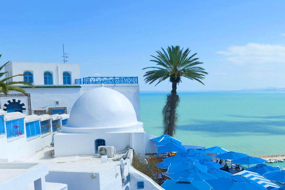 Les arts et la culture, Sidi Bou Saïd, tunisie, maghreb, Afrique, ville, arabe, mer, méditerranée