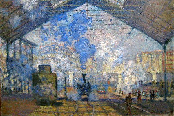 Les arts et la culture, France, Paris, Ile-de-France, Europe, culture, musée, art, Orsay, musée d'Orsay, Monet