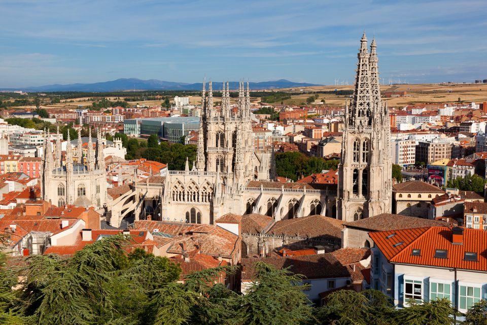 Les monuments, Burgos, Espagne, Europe, cathédrale, Castille et Léon, unesco, catholique