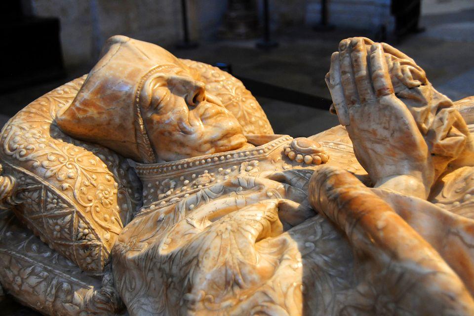 Les monuments, Burgos, Espagne, Europe, cathédrale, Castille et Léon, unesco, catholique, gisant, sculpture
