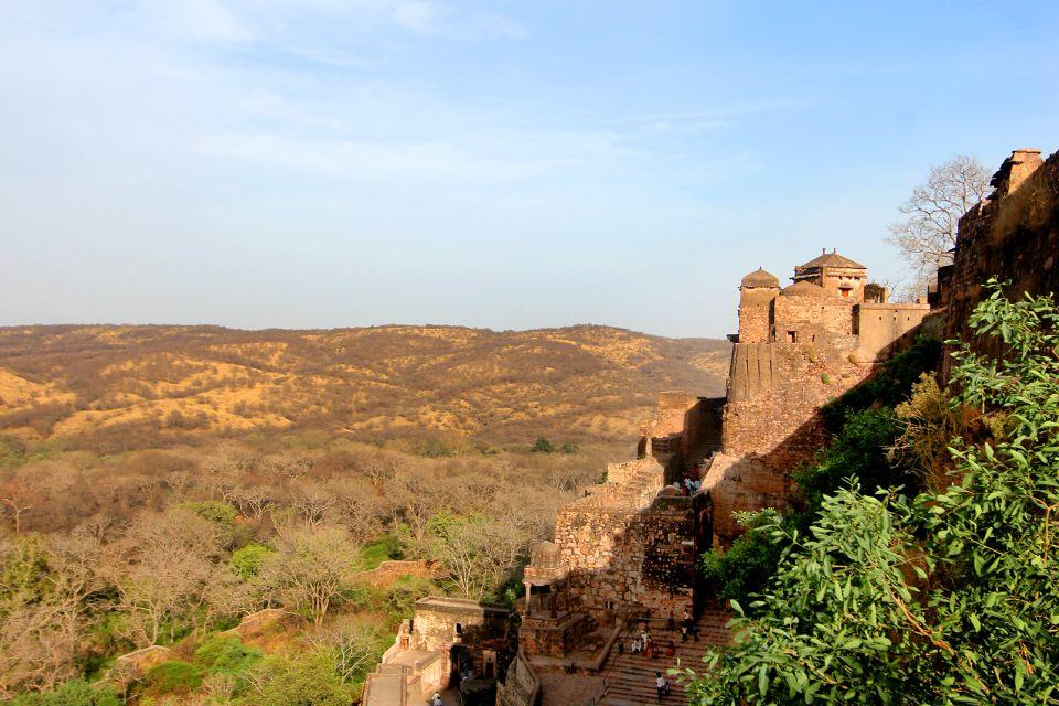 171247761, Les forts de colline du Rajasthan, Les monuments, Rajasthan