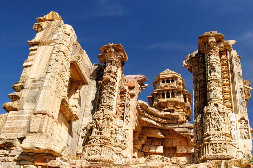 468888543, Les forts de colline du Rajasthan, Les monuments, Rajasthan