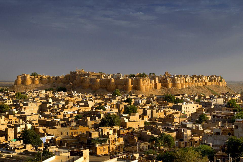 Les monuments, Famous Place, Fort, India, Jaisalmer, Rajasthan, Travel Destinations