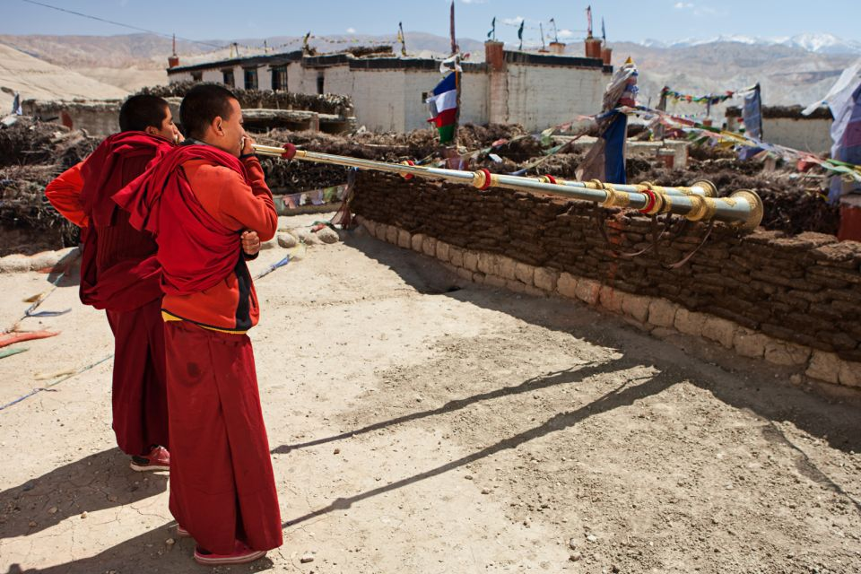 Les arts et la culture, Mustang, Tibet, Annapurna, Nepal, Inde, Asie.