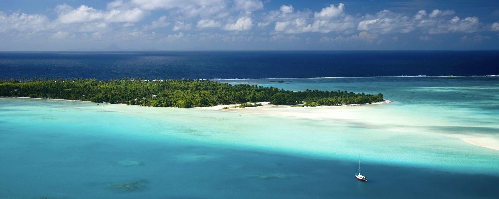 L 238 Le De Maupiti Tahiti Et L Archipel De La Soci 233 T 233 Polyn 233 Sie