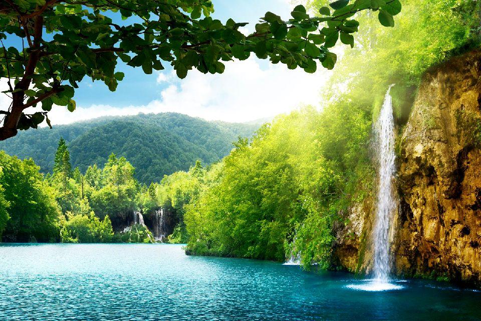 Le parc national de Plitvice , La beauté des paysages de Plitvice , Croatie