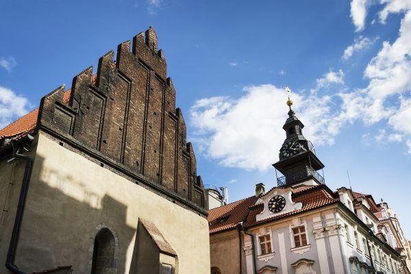 Les arts et la culture, Prague, tchéquie, république tchèque, religion, judaïsme, juif, josefov, synagogue