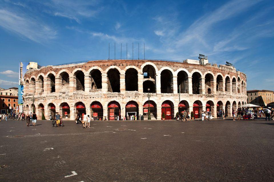 Les monuments, Arènes, Vérone, Vénétie, Italie, Europe, architecture, Arena di Verona