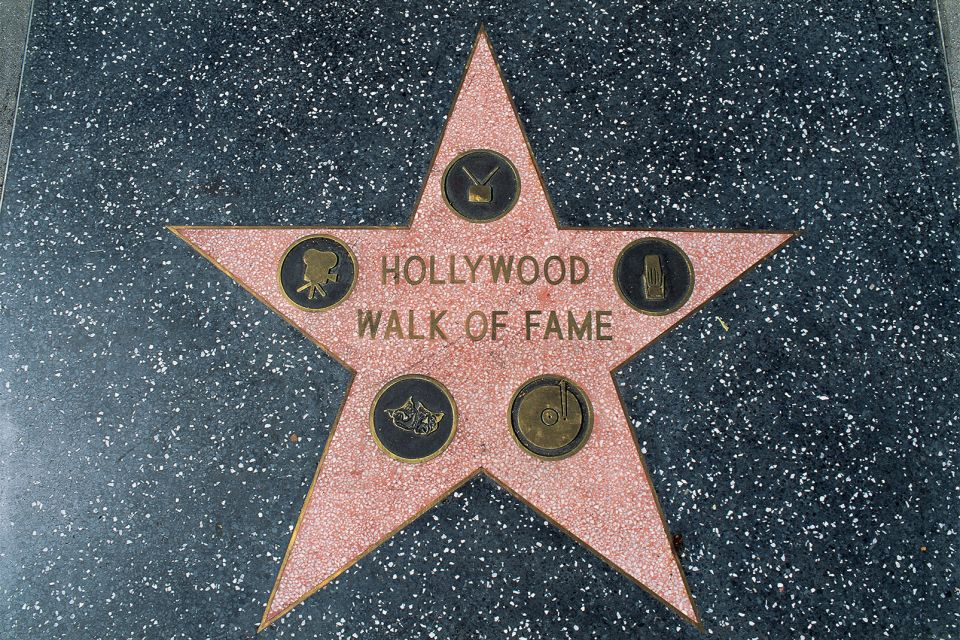 Les arts et la culture, star, hollywood, Los angeles, walk of fame, cinéma, étoile, trottoir, amérique, etats-unis, Californie