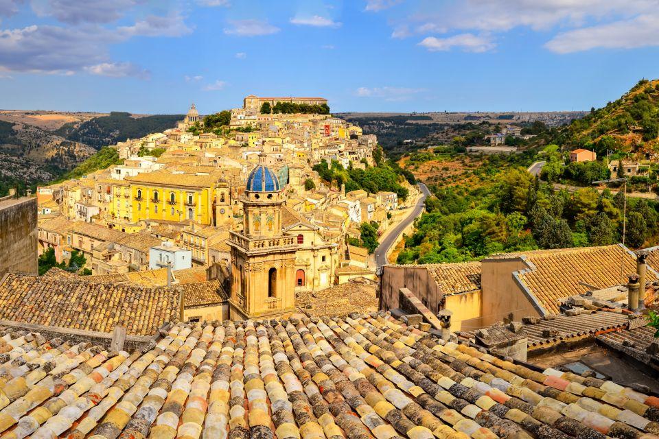 , Le centre baroque de Raguse, Les monuments, Sicile