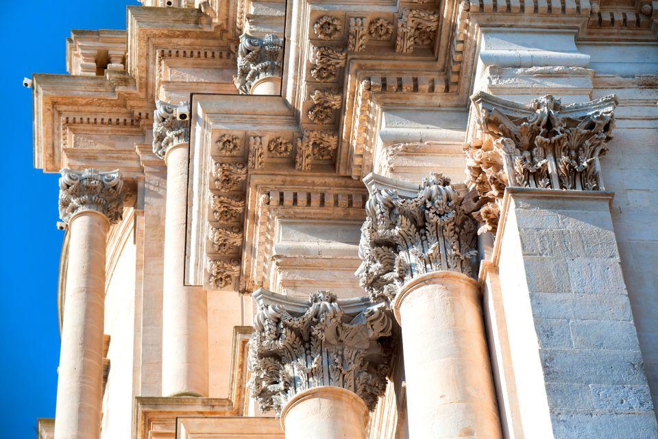 Baroque church, Le centre baroque de Raguse, Les monuments, Sicile