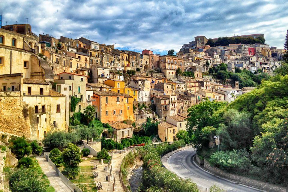 Les monuments, Raguse, Sicile, Italie, Europe