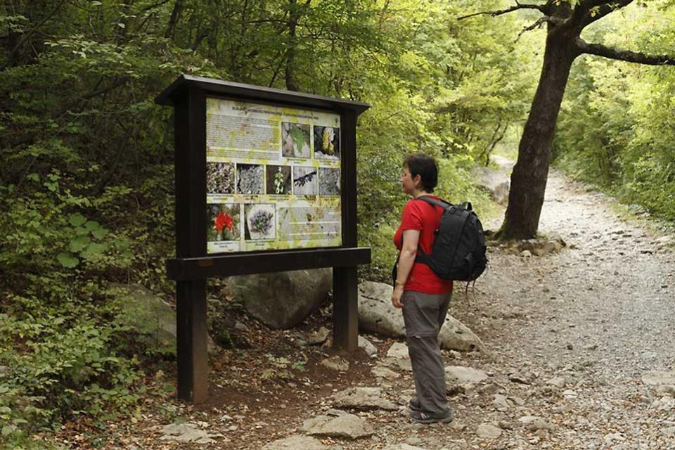Paklenica National Park , Hiking in the Paklenica National Park , Croatia