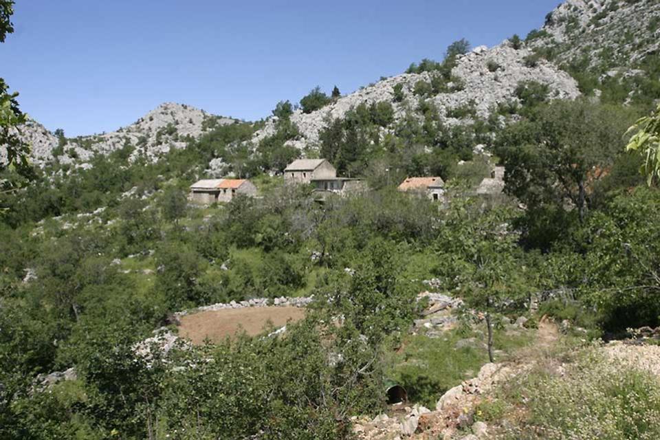 Paklenica National Park , Mountain village in Paklenica National Park , Croatia