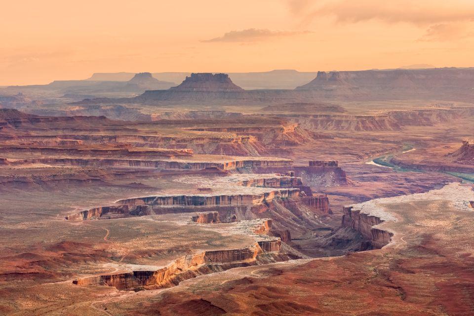 Les paysages, Canyonlands National Park, Desert, Utah, USA, Amerique, etats-Unis, parc national, green river.