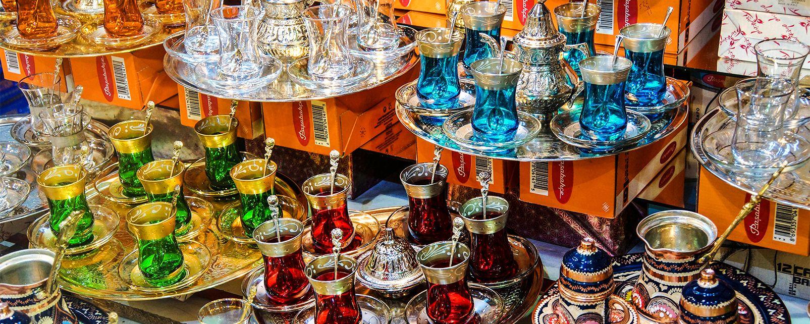, Le souk Khân al-Khalili, Les sites, Egypte