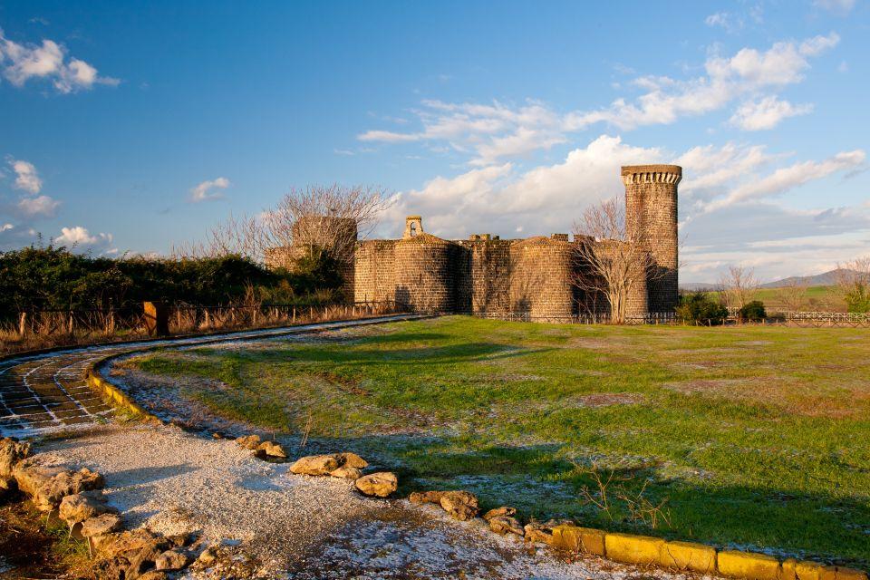 Les sites archéologiques, Montalto di Castro, italie, europe, latium, lazio, vulci, archéologie, chateau, abbadia, étrusques