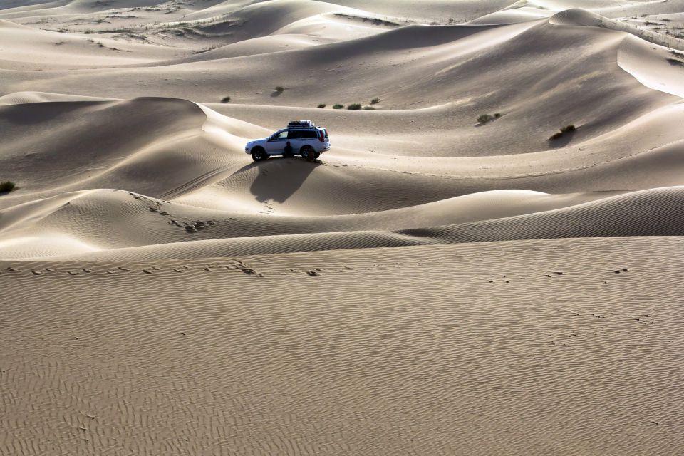 Les paysages, désert, chine, mongolie, mongolie intérieure, badain jaran, asie