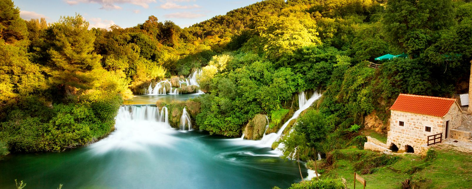 Krka National Park , Krka falls, Krka National Park, Croatia , Croatia