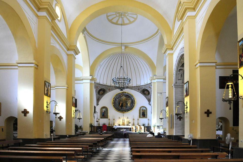 Les monuments, andalousie, espagne, almunecar, europe, église, religion