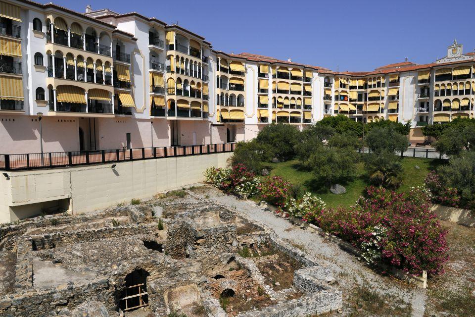 Les monuments, andalousie, espagne, almunecar, europe, archéologie, ruine, site