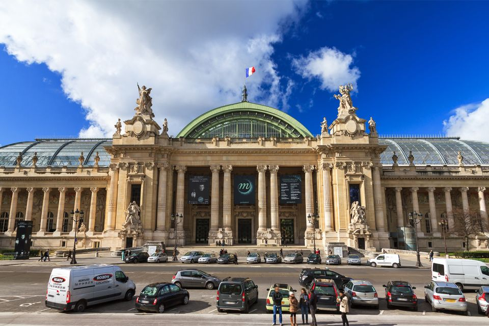 000083697021_Unapproved.jpg, Le Grand Palais, Les arts et la culture, Ile de France